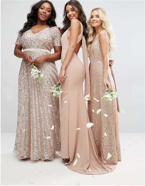 Bridesmaid Dresses To Fit All Sizes - where to find plus size bridesmaid dresses and handy