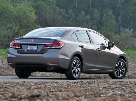 2015 Honda Civic Ex Sedan by 2015 Honda Civic Test Drive Review Cargurus