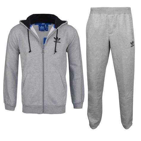 mens adidas designer tracksuit track hoodie top hoody