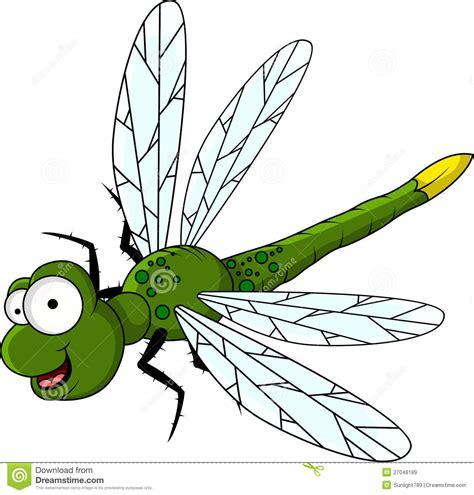 green dragonfly l green dragonfly stock illustration