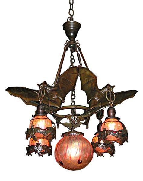 Bat Chandelier nouveau bat chandelier ls and candelabra pinter