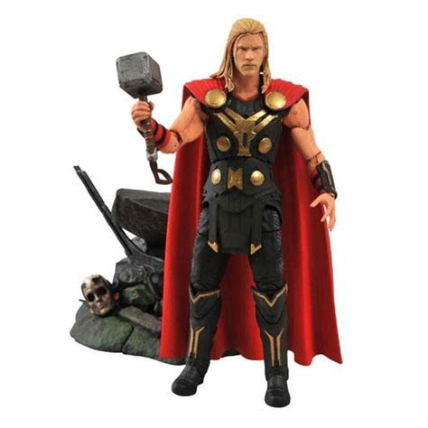 Thor Figure Marvel marvel select thor 2 thor figure select