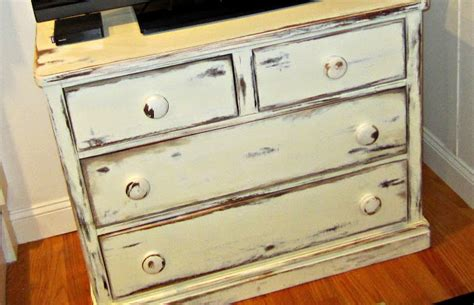 How To Age A Dresser by To Earth Style Aging Wood And Other Projects