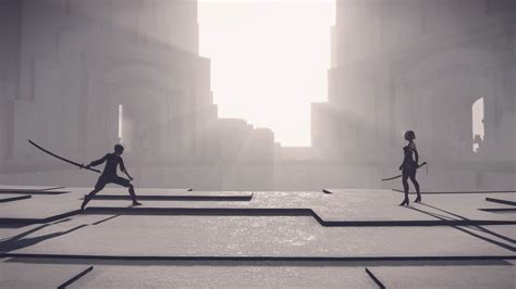 Kaset Ps4 Nier Automata my phenomenal experience with nier automata review screenshots ps4 gameplay justicesoultuna