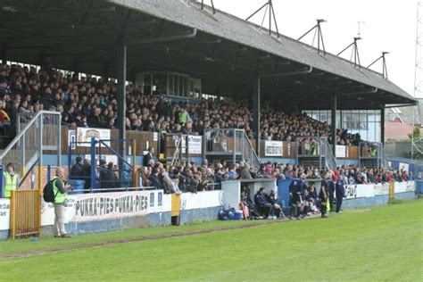 City Of Worcester Records The At St Georges V Chester Fc Was The 5190th Worcester City Match And
