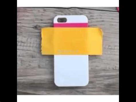 tutorial merajut casing hp tutorial bikin case handphone polos jadi lebih berwarna