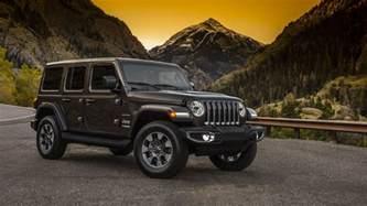 Jeep Gas Milage 2018 Jeep Wrangler Unlimited Jlu Epa Fuel Economy