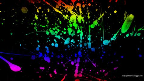 wallpaper keren splash
