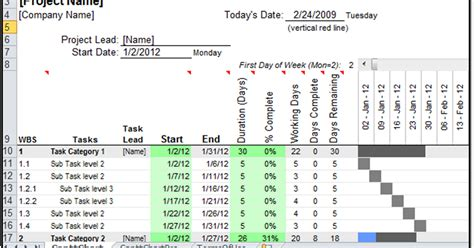 Gantt Chart Excel Template 2012 excel spreadsheets help gantt chart template pro giveaway contest