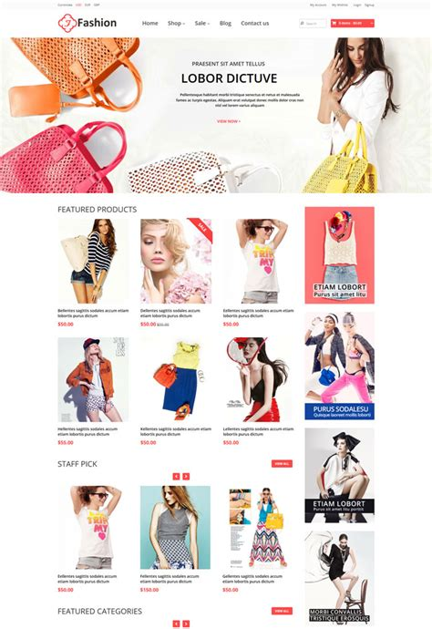 shopify nested themes shopify themes with subcategories 15 attractive minimal