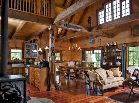 log cabin homes interior log homes and log cabin gallery from hochstetler log homes