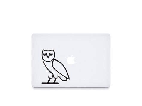 Sticker Macbook Owl 1 ovo owl macbook decal macbook sticker from urekadesign