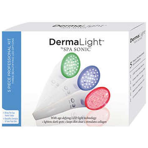 Derma Light by Derma Light Led Anti Age Device By Spa Sonic