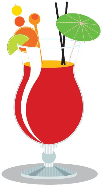 cocktail clipart cocktail glass clipart clipart library
