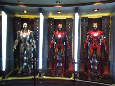 hollywood costumes props iron man mark ii