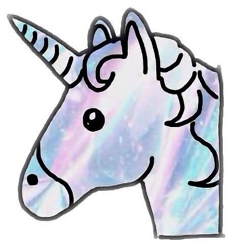 emoji unicorn love cute galaxy freetoedit...
