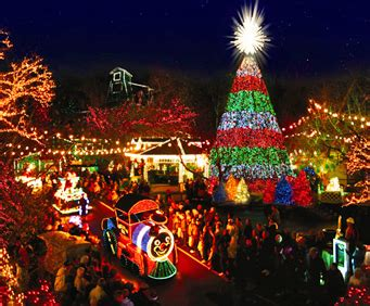 christmas has arrived in branson vacations made easy blog