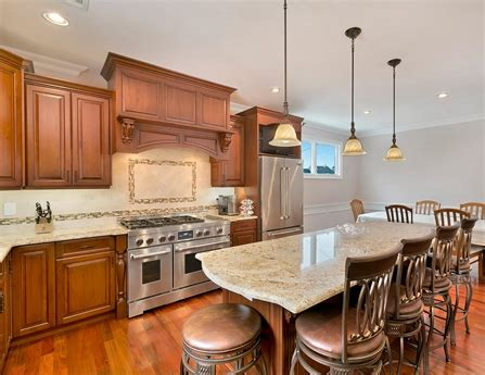 cabinets to go brick nj designing with cherry cabinets brick new jersey by design