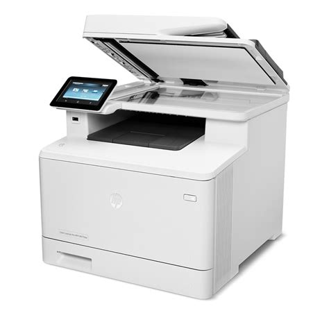 multifunction color laser printer hp laserjet m477fnw a4 multifunction colour laser printer