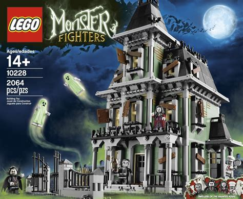 lego haunted house buy ghost hunters christmas gift list 2013