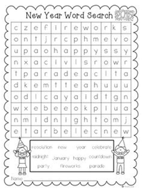 new year word search twinkl 1000 images about new years teaching resources on