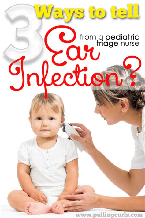 how to tell if has ear infection ear infection symptoms