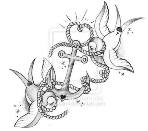 Tattoovorlagen Blumen Und Sterne 5100 by Linasmama Vorlage Zu Der Schwalbe Rockabilly