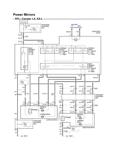 honda ridgeline trailer wiring diagram  wiring