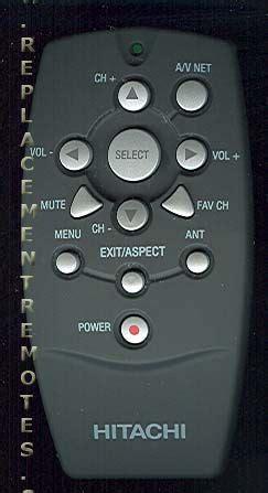 2sc856 Hitachi Nos Original buy hitachi clu 121s clu121s hl01862 tv remote