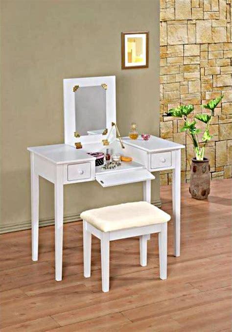 Flip Top Vanity Table by White Makeup Vanity Table Flip Top Vanity With Bench