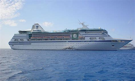 Royal Caribbean Cancels First Few Sailings on Empress of