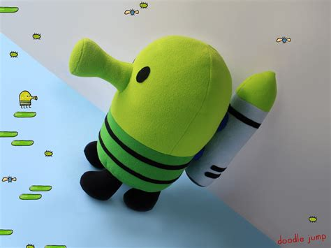 how to make doodle jump doodle jump plush by fizzimizzi on deviantart