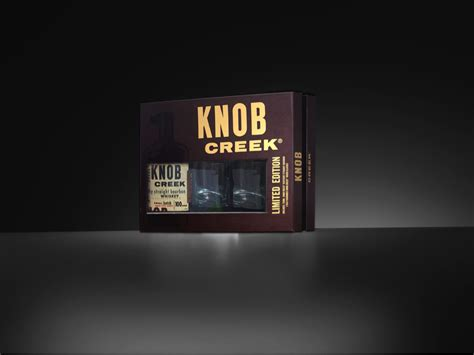 Knob Creek Logo by Johnsbyrne American Paperboard Packaging Competition