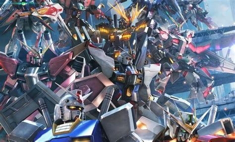 gundam extreme wallpaper matters of import becoming the ace pilot of your dreams