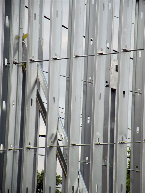metal stud framing light metal stud framing buildipedia