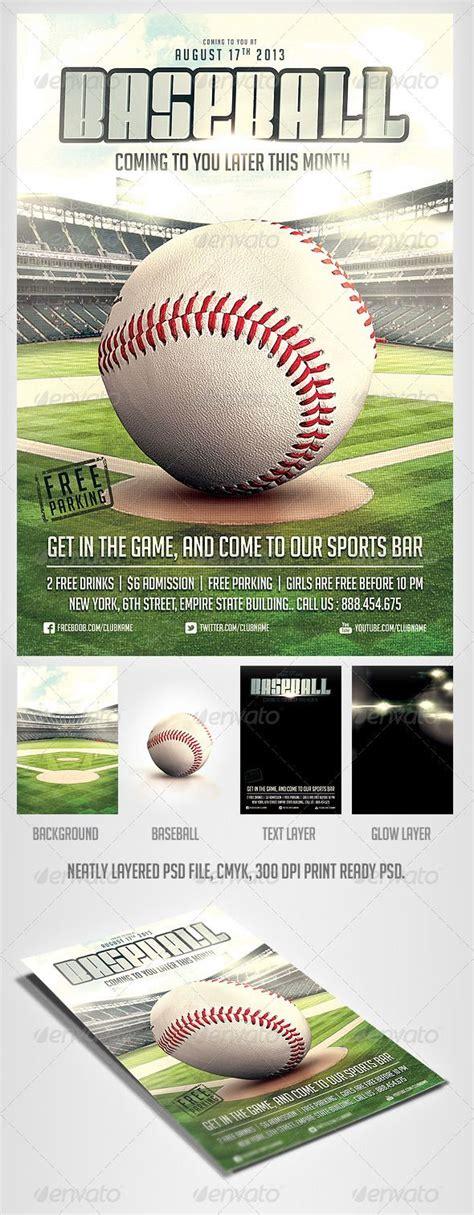 Baseball Game Flyer Template Baseball Games Flyer Template And Gaming Baseball Flyer Template