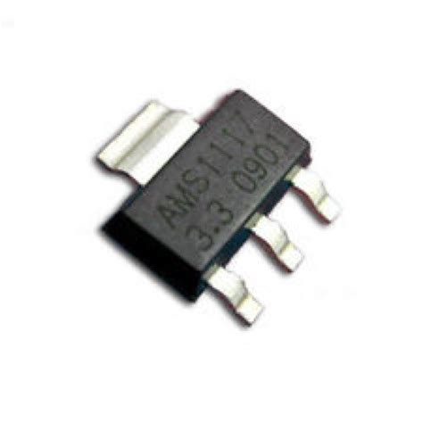 Cnc Ams1117 50 Sot 223 1a Voltage Regulator 50v Ic ams1117 3 3v 1a ldo voltage regulator sot 223
