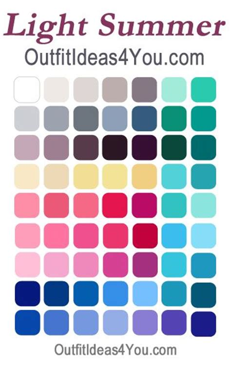 summer season colors best 25 summer color palettes ideas on pinterest summer