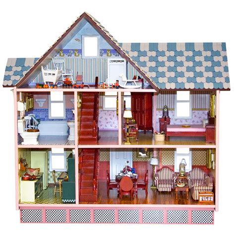 melissa and doug dolls house uk melissa doug puppenhaus viktorianisch 12580 aus holz