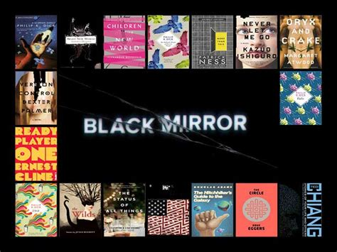 black mirror best the best books to read for fans of black mirror book