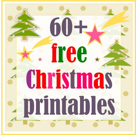 printable xmas pictures free 60 free christmas printables kostenlos ausdruckbare