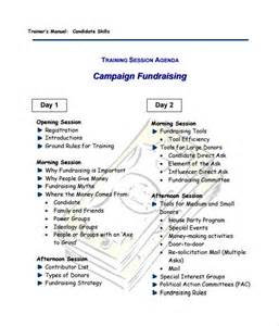 fundraising strategic plan template 15 fundraising plan templates free sle exle