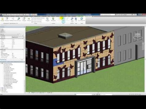 revit tutorial facade sto facade cladding system step by step tutorial for revit