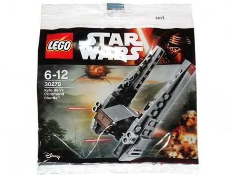 Lego Wars Polybag Kylo Ren S Command Shuttle 30279 polybags hoth bricks