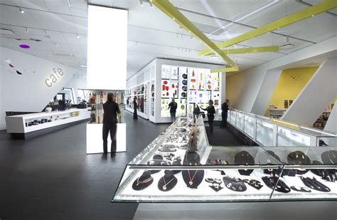 Denver Art Museum, Museum Shop / Roth Sheppard Architects ArchDaily