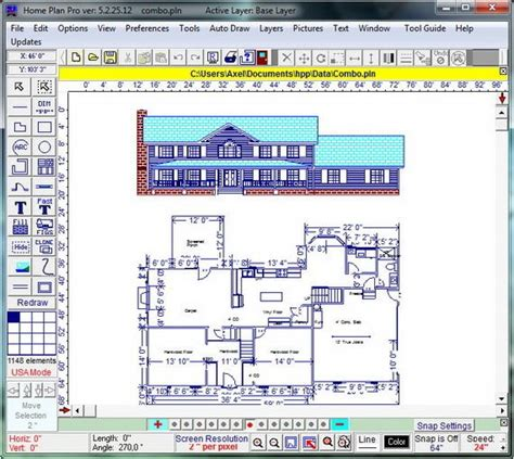 home plan pro made with home plan pro best free home design idea