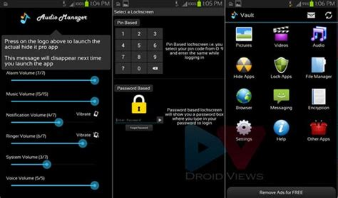 audio manager hide it pro apk top 30 free android apps that you must on your phone droidviews