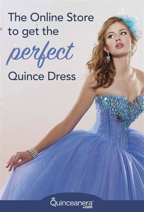 Get Fabulous At The Shop by Get The Quinceanera Dress Of Your Dreams At Quincedresses