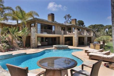 la houses troy polamalu s house la jolla california pictures and rare facts