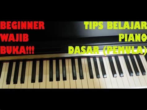 tutorial piano dasar belajar keyboard untuk pemula videolike